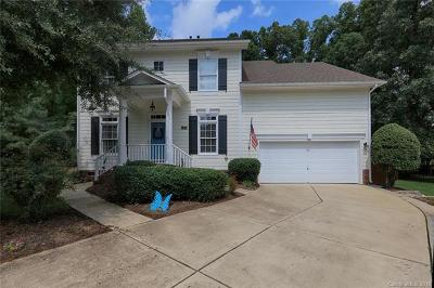 Huntersville Single Family Home For Sale: 15805 Cordelia Oaks Lane