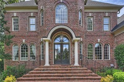 Ballantyne Country Club, Ballantyne Meadows Single Family Home For Sale:  11715 Ney Manor Way