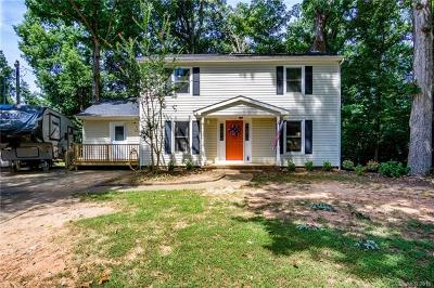 Rock Hill Single Family Home For Sale: 570 Scaleybark Road