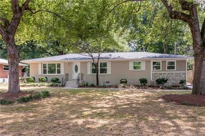 Charlotte Single Family Home For Sale: 1740 Flynwood Drive