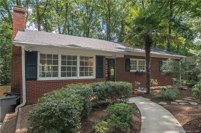 Charlotte NC Single Family Home For Sale: $449,000