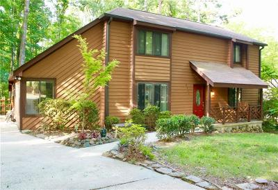 Charlotte NC Single Family Home For Sale: $232,500