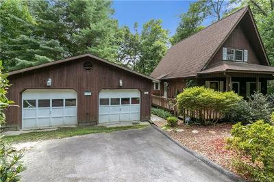 Hendersonville Single Family Home For Sale: 63 Falling Oak Lane
