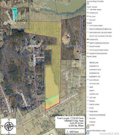 Residential Lots & Land For Sale: 1230 Mt Moriah Church Road