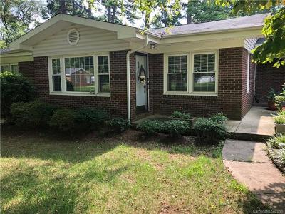 Charlotte Single Family Home For Sale: 1701 Ronald Street
