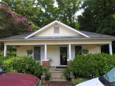 Kannapolis Single Family Home For Sale: 4647 Mooresville Road