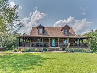 Polk County, Rutherford County Single Family Home Under Contract-Show: 4551 Lake Adger Parkway