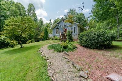 Brevard Single Family Home For Sale: 80 Old Orchard Lane