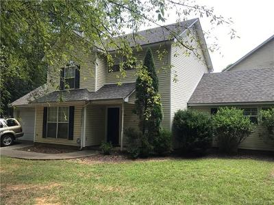 Charlotte Multi Family Home For Sale: 6126 Gate Post Road #1