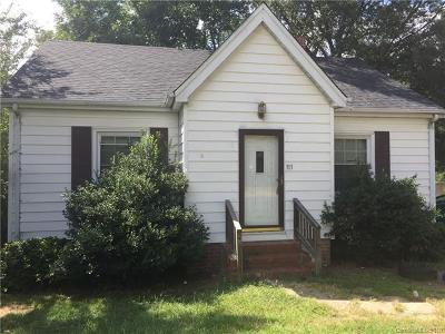 Stanly County Single Family Home For Sale: 313 Ridge Street