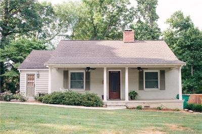 Single Family Home For Sale: 2134 Wilmore Drive