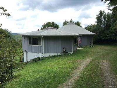 Fairview Single Family Home For Sale: 1006 Flat Top Mountain Road
