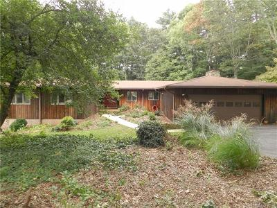 Asheville NC Single Family Home For Sale: $425,000