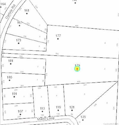 Troutman Residential Lots & Land For Sale: 179 Carlyle Road #3
