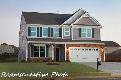 Concord Single Family Home For Sale: 4386 Falls Lake Drive SW #Lot 94