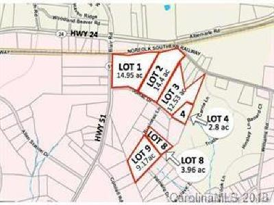 Mint Hill Residential Lots & Land For Sale: 4 Jomac Drive