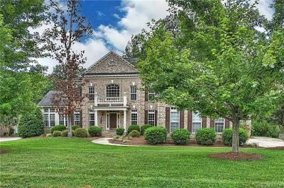 Waxhaw Single Family Home For Sale: 7313 Yellowhorn Trail