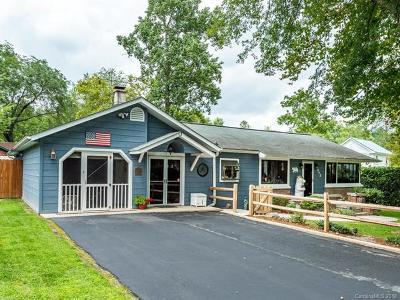 Hendersonville Single Family Home For Sale: 843 Dale Street
