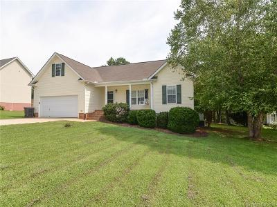 Mooresville Single Family Home For Sale: 167 Creekwood Drive