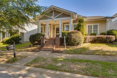 Huntersville Single Family Home For Sale: 14615 Holly Springs Drive