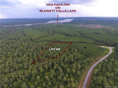Anson County Residential Lots & Land For Sale: 88 Riverbluff Lane