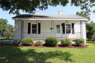 Clover Single Family Home For Sale: 303 McConnell Street #71