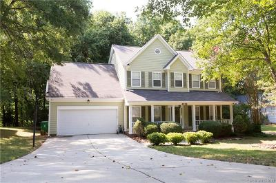 Charlotte NC Single Family Home For Sale: $282,000