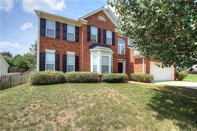 Single Family Home For Sale: 17306 Baldwin Hall Drive