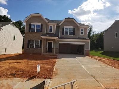 Mooresville, Kannapolis Single Family Home For Sale: 142 Eden Avenue #12