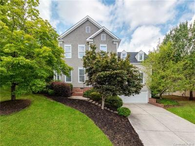 Charlotte Single Family Home For Sale: 6727 Red Maple Drive