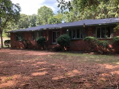 Mint Hill Single Family Home For Sale: 8742 Blair Road