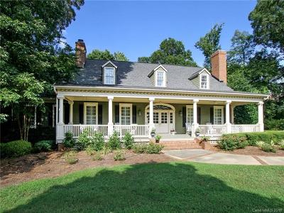 Waxhaw, Weddington Single Family Home For Sale: 1103 Real Quiet Lane