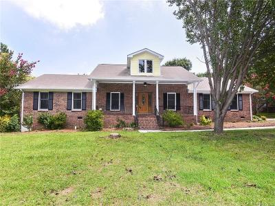 Statesville, Charlotte, Mooresville Single Family Home For Sale: 6416 Dougherty Drive