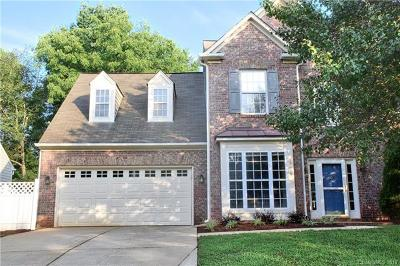 Birkdale Single Family Home For Sale: 15816 Gathering Oaks Drive