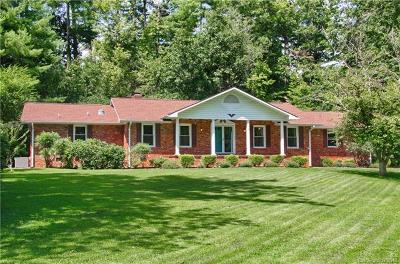Hendersonville Single Family Home For Sale: 790 Crooked Creek Road