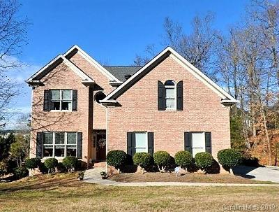 Charlotte Single Family Home For Sale: 15808 Feeny Court