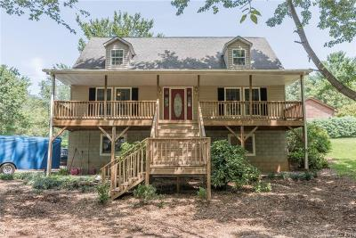 Asheville NC Single Family Home For Sale: $289,000