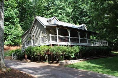 Rutherford County, Polk County Single Family Home For Sale: 3402 White Oak Mountain Road