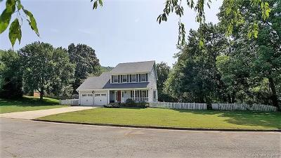 Asheville NC Single Family Home For Sale: $339,500