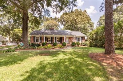 Single Family Home For Sale: 4418 Woodlark Lane