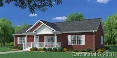 Kannapolis Single Family Home For Sale: lot 36 Back Acres Lane