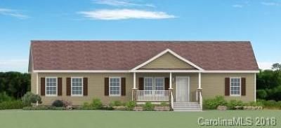 Kannapolis Single Family Home For Sale: lot 29 Back Acres Lane