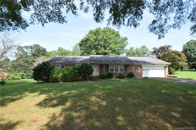Spindale NC Single Family Home For Sale: $120,000