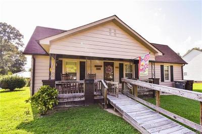 Kannapolis Single Family Home For Sale: 533 Bostian Avenue
