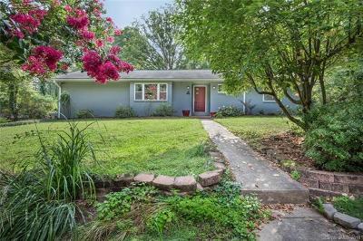Asheville Single Family Home For Sale: 4 Valle Vista Drive