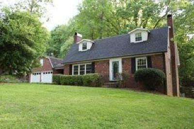 Lenoir Single Family Home For Sale: 1111 Laurelwood Place