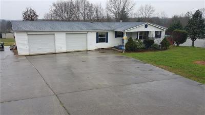 Lenoir Single Family Home For Sale: 2145 Craig Road