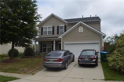 Indian Trail Single Family Home For Sale: 5716 Lindley Crescent Drive