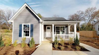 Charlotte Single Family Home For Sale: 631 Bradford Drive