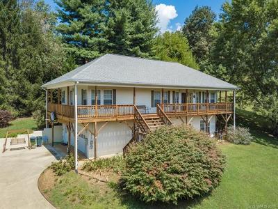 Waynesville Single Family Home For Sale: 32 Keller Street